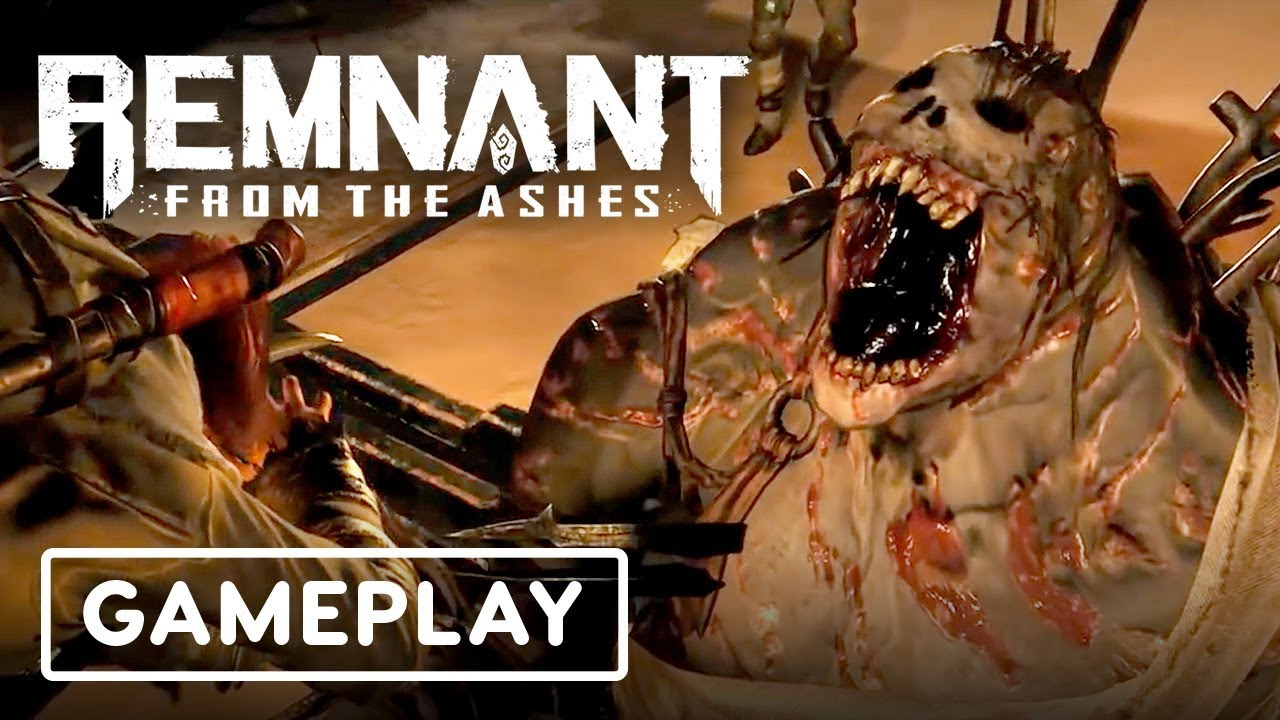 Rest: Aus dem Ashes Gameplay Showcase - IGN LIVE | E3 2019 + video