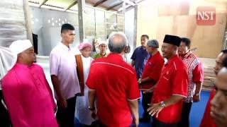 Prime Minister Datuk Seri Najib Razak one-day working visit in Kelantan