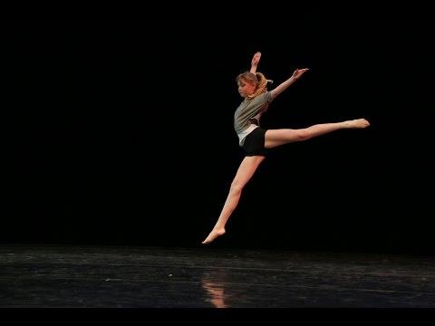 Deutscher Ballettwettbewerb 2015 - Finale solo modern dance