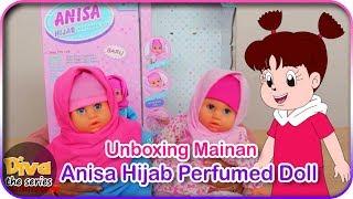 Hadiah Anisa Hijab Parfume Doll 7l Untuk Diva Unboxing Mainan Diva The Series Official