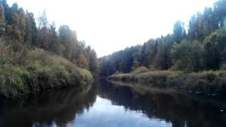 видео Сплав по реке