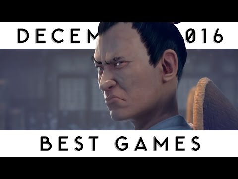 Top 5 Best Indie Games of the Month - December 2016