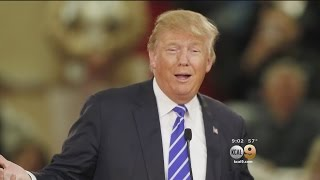 Trump Steals Show As A No-Show