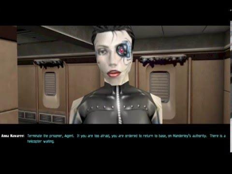 Deus Ex: Navarre's many deaths
