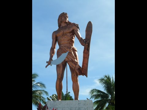 Mactan Shrine - Lapu-lapu City Cebu, Philippines