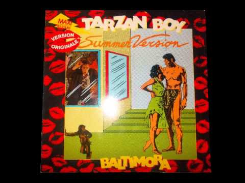 musicas baltimora tarzan boy