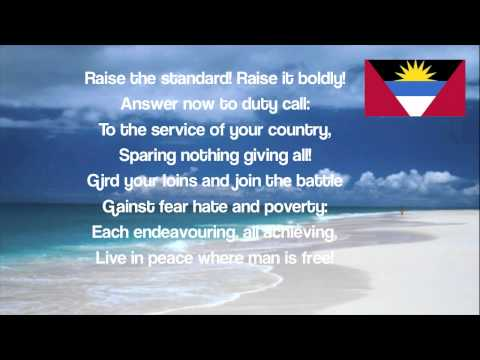 Antigua and Barbuda national anthem