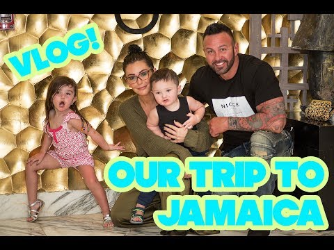 JWOWW Family Trip To Jamaica! VLOG #1