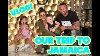 JWOWW Family Trip To Jamaica! VLOG #1