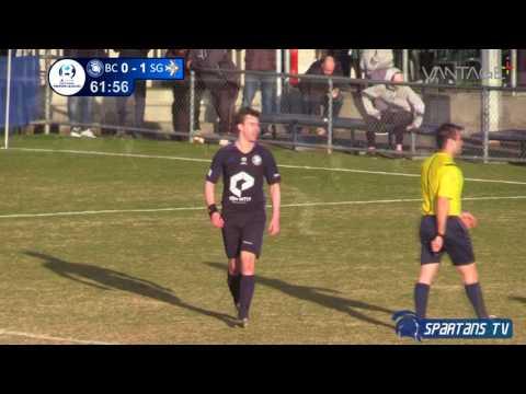 ROUND 25 | Brunswick City v Sunshine George Cross | NPL2 | SPARTANS TV