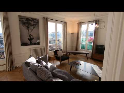 Exclusive Paris penthouse, Saint-Germain #6305 GLAMAPARIS