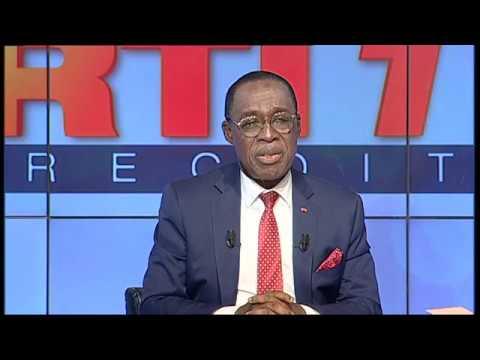 Le Ministre de la santé Aka Aouélé présente les mesures de prévention du Coronavirus