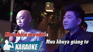 [KARAOKE] Để Trả Lời Một Câu Hỏi - Hoàng Anh & Tài Nguyễn