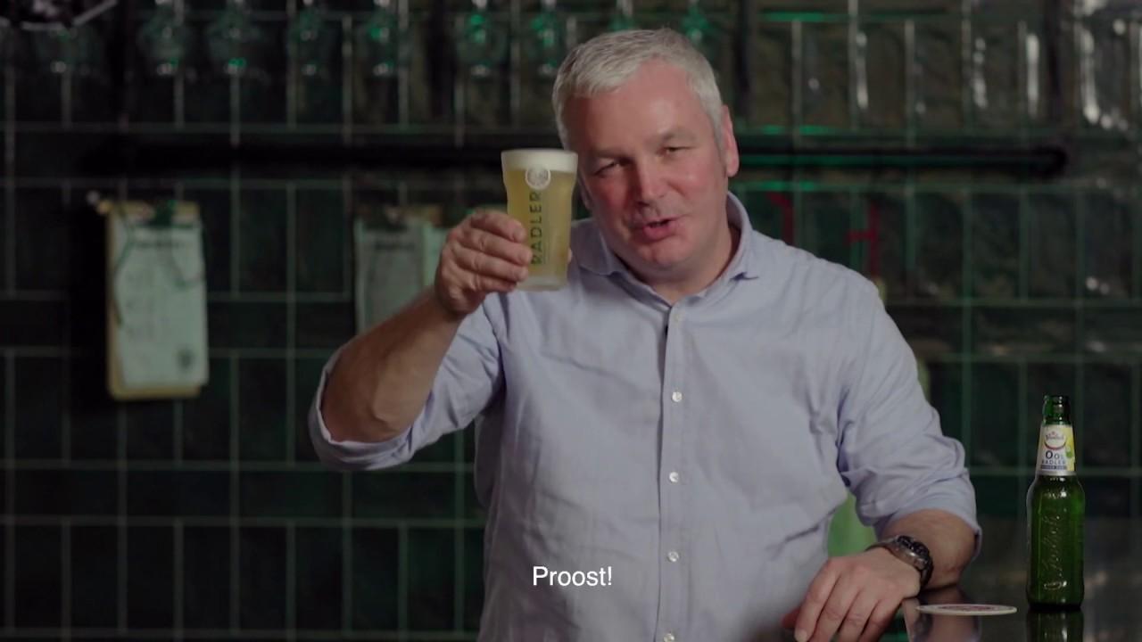 Grolsch: 0.0% Radler Minder Zoet