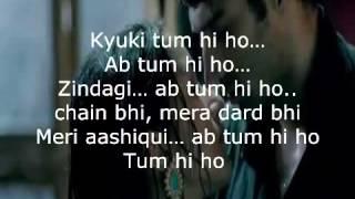AAshiqui 2 Tum Hi Ho Instrumental Karaoke