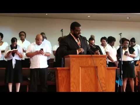 Meet Minister Marcus Carter (Trial Sermon)