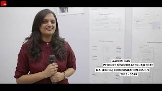 Gambar cover Students Speak | Aakriti Jain | Communication Design