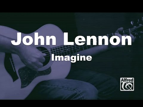 "How to Play ""Imagine"" by John Lennon on Guitar - Lesson Excerpt"