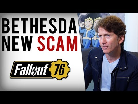 Bethesda Misleads Fallout 76 Players With Holiday Bundle & New Concerns Over Pay-To-Win Loot Boxes! thumbnail