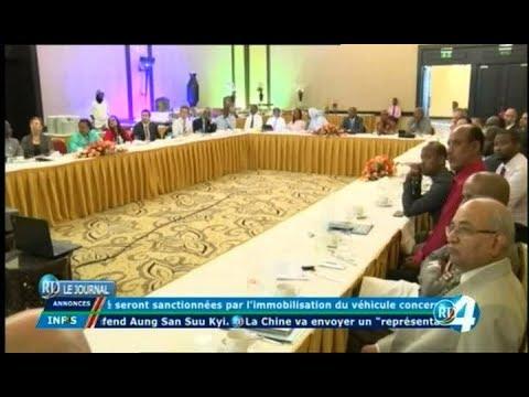 Télé Djibouti Chaine Youtube : JT Francais du 16/11/2017