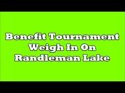 Skyline Marine Tournament Weigh In On Randleman Lake