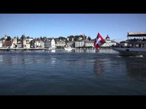 Le Lac des Quatre Cantons, berceau de la Suisse
