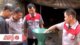 Chiếc máy thần kỳ của nông dân Việt | VTC