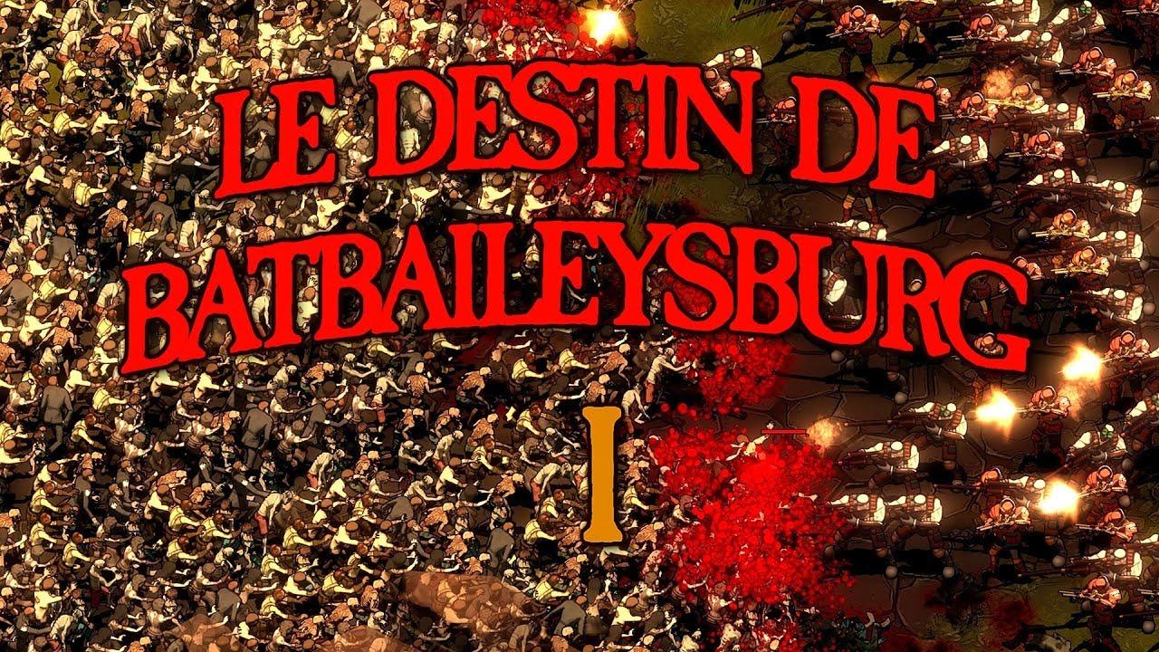 [FR] THEY ARE BILLIONS - Le Destin de BATBAILEYSBURG - Partie 1