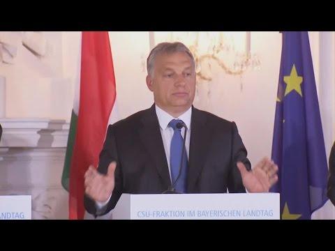 """Viktor Orbán zu Merkel: """"Keinen moralischen Imperialismus!"""""""