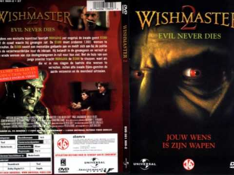 Wishmaster 2 evil never dies full movie