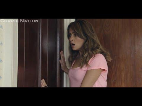 Coronation Street - Toyah Locks Maria In The Bathroom