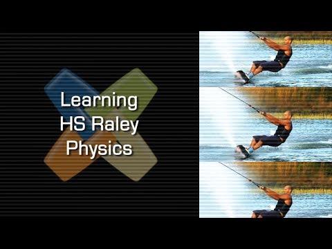 Learning Heelside Raley Physics