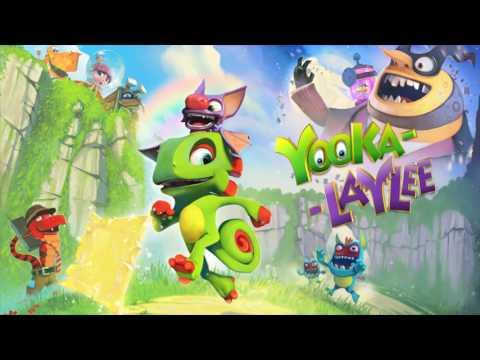 Yooka Laylee OST Minecart Theme (World 3)  David Wise HD