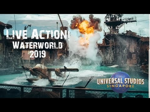 Waterworld | Full Show | Universal Studios Singapore | 2019