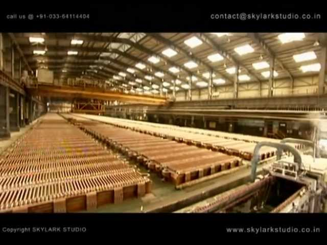 Audio Visual Presentation (HINDALCO) www.skylarkstudio.co.in
