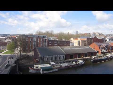 Redcliffe Wharf, Bristol Floating Harbour