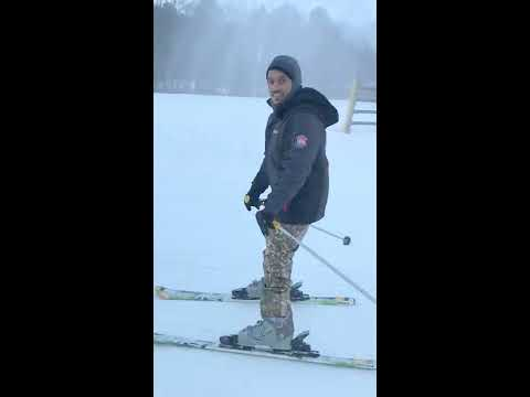 Best  time on the  mountain  ( skiing 2018)
