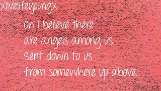 Download Video Demi Lovato- Angels Among Us (Lyric Video On Screen) MP3 3GP MP4
