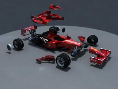 Ferrari F1 Car Youtube