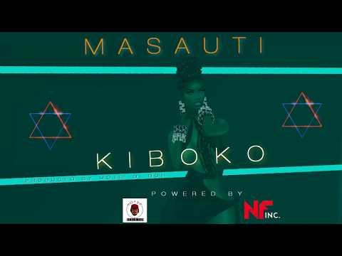 Masauti - Kiboko  (Official Audio)
