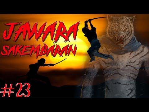 DONGENG SUNDA - JAWARA SAKEMBARAN #23