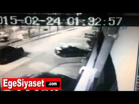 AK Parti Belediye Başkan Yardımcısı'nın Arabasına Kurşun Yağmuru
