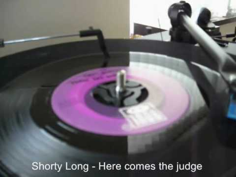 Shorty Long - Here Comes The Judge / Function At The Junction