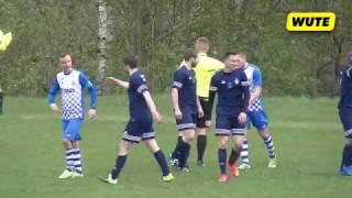 JUTRZENKA Giebułtów - HUTNIK Kraków (4 liga Kraków-Wadowice) Relacja