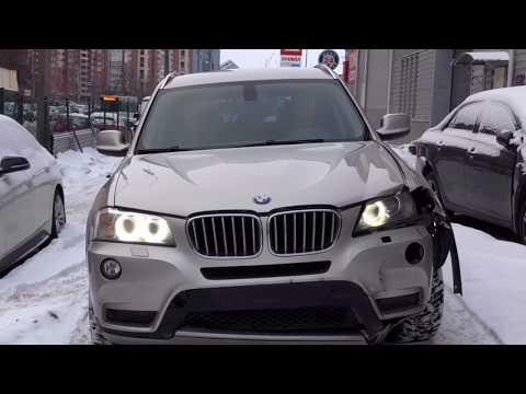 Кузовной ремонт и покраска BMW F25 в автосервисе BMW LIVE