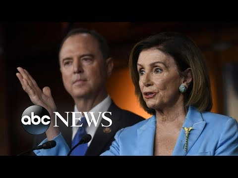 Pelosi puts Trump on notice, California to cut power to fight fires, China presses NBA | ABC News