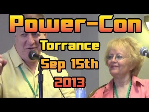 Power-Con - 2013: Convention - Sep 15th - The 1985 Thundercats Panel