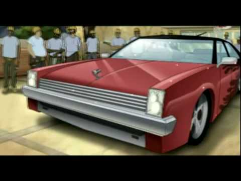 Karaoke - T-Pain - The Boondocks Music Video AMV