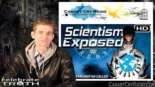 Canary Cry Radio 📻 Flat Earth & Scientism Exposed w/ Robbie Davidson