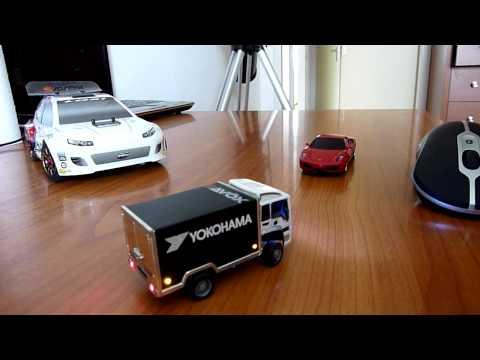 RC Micro truck 1:98 full proportional